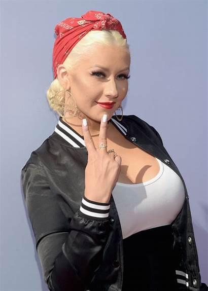 Christina Aguilera Voice Karaoke Hollywood Charity West