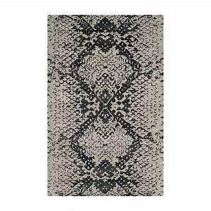 Teppich Grau Schwarz : teppich farbe schwarz grau preis vergleich 2016 ~ Markanthonyermac.com Haus und Dekorationen