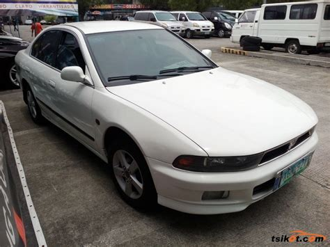 Mitsubishi Galant Car by Mitsubishi Galant 2001 Car For Sale Metro Manila