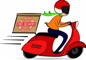 Delivery Logo Vector CDR Free Download