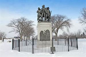 Fallen Timbers Monument 1458 Photograph by Jack Schultz