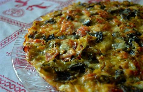 pates aux poireaux et jambon 28 images pizza gratin 233 e poireaux jambon sec recette