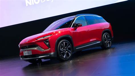 Neuer Nio Es6 by Nio Es6 Is A 317 Mile Electric Suv With A Swappable