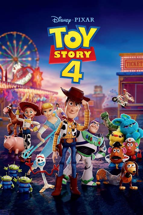 Toy Story 4 - Movie info and showtimes in Trinidad and Tobago - ID 2460