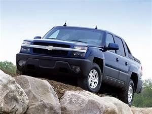 Chevrolet Avalanche Specs - 2001  2002  2003  2004  2005  2006