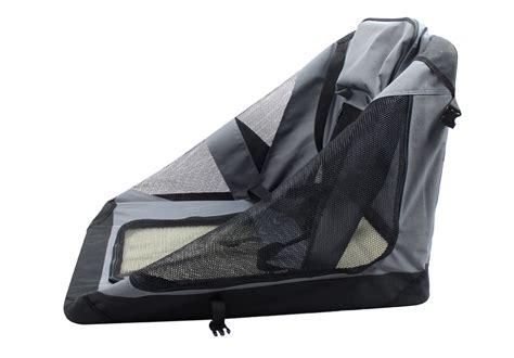 si鑒e auto pour chien jespet housse de transport souple boîte pour chien auto pliante ebay