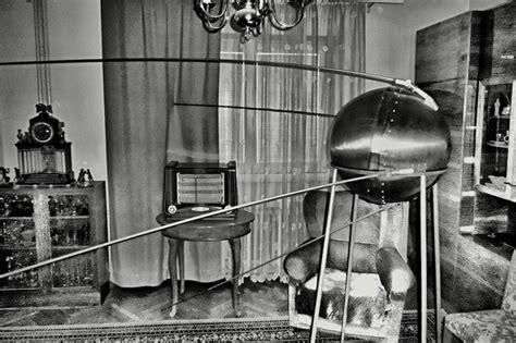 1957 Sputnik-1 Prototype Test Model
