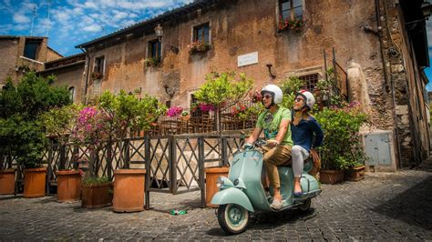 viking oceans italys fabled vespa scooter youtube