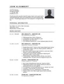 best resume format 2017 templates microsoft word resume template 2017 template design