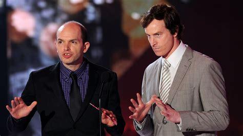 paul scheer commercial paul scheer rob huebel to co host critics choice movie