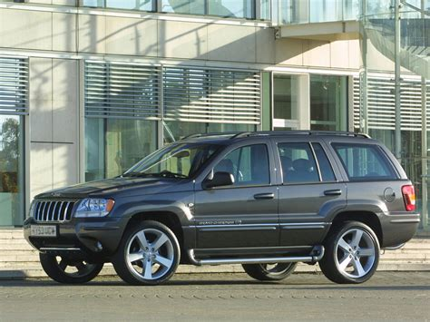 cherokee jeep 2003 2003 jeep grand cherokee uk version wallpaper auto