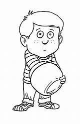Coloring Pages Boys Boy Printable Bestcoloringpagesforkids sketch template