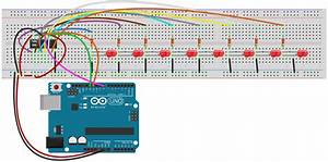 How To Build An Arduino Shift Register Circuit