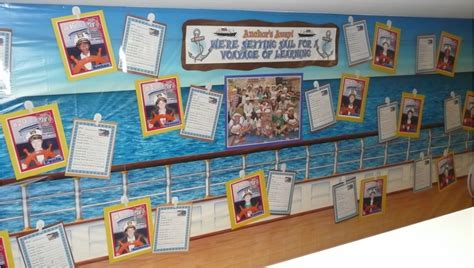 Nautical Themed Classroom Decorations by Nautical Theme Beth Newingham S Teaching Resources