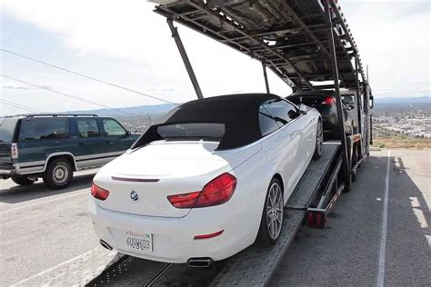 Why Use An Enclosed Car Transport Carrier