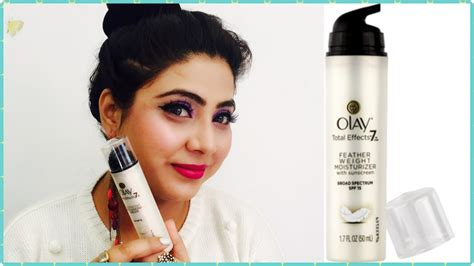 Olay Total 7 Effects Day Cream Review  Anti Aging Skin