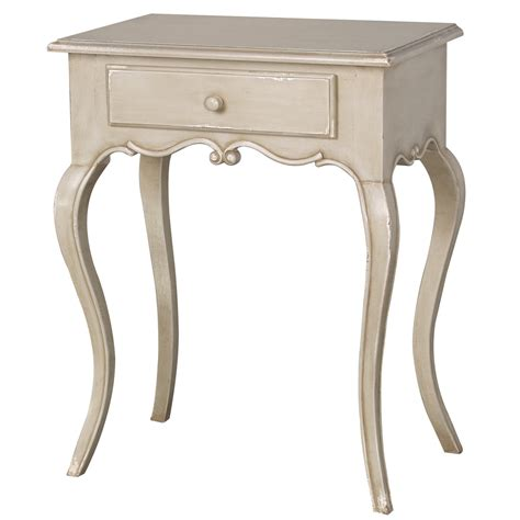 shabby chic side tables normandy shabby chic side table french bedroom company