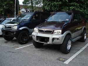 Story Of Car Modification In Worldwide   Perodua Kembara