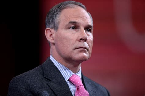 Scott Pruitt met with lobbyist