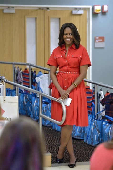 michelle obama branches   europe fashionista