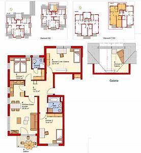 Grundrisse Für Bungalows 4 Zimmer : 4 zimmer haus grundriss beste inspiration f r ihr interior design und m bel ~ Sanjose-hotels-ca.com Haus und Dekorationen
