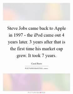 Time Steve Jobs... Upmarket Quotes