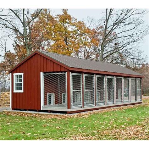 ideas  outdoor dog kennels  pinterest