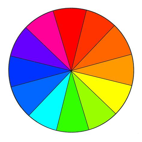 Color Wheel Basics  Weallsew. Room Themes For Girl. Ideas For Decorating. Panic Rooms. Decorative Mattress Cover