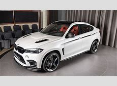 2018 BMW X6 M With 23Inch Wheels Makes The Urus Look