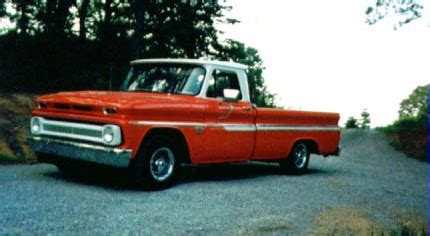 backyard diy guy  chevy pickup restoration photo gallery