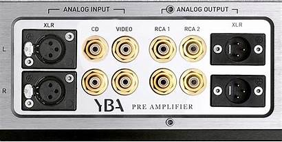 Balanced Output Input Yba Dec End