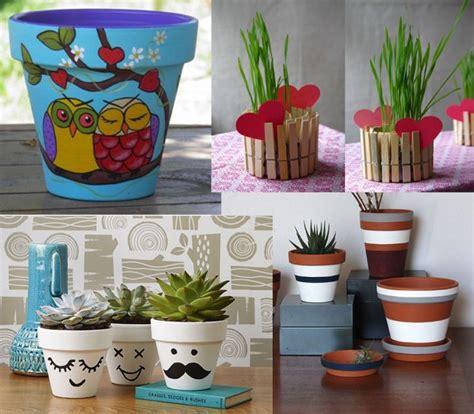 macetas decoradas  ideas faciles  baratas  hacer en casa