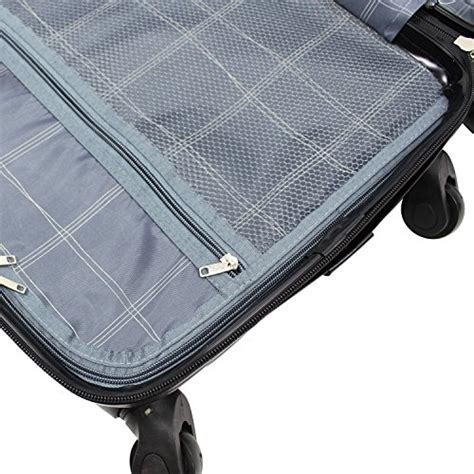 valigia da cabina  cm valigetta rigida trolley  ruote