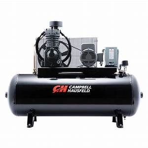 Campbell Hausfeld Electric Stationary Air Compressor