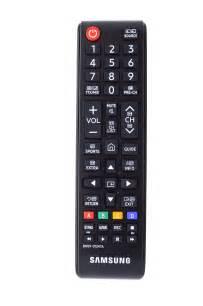 With Remote New Genuine Samsung Tv Remote Bn59 01247a