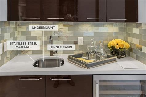 cing kitchens with sinks a guide to 12 different types of kitchen sinks 5097