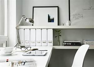 environnement travail bureau idees accueil design et With idee deco bureau travail