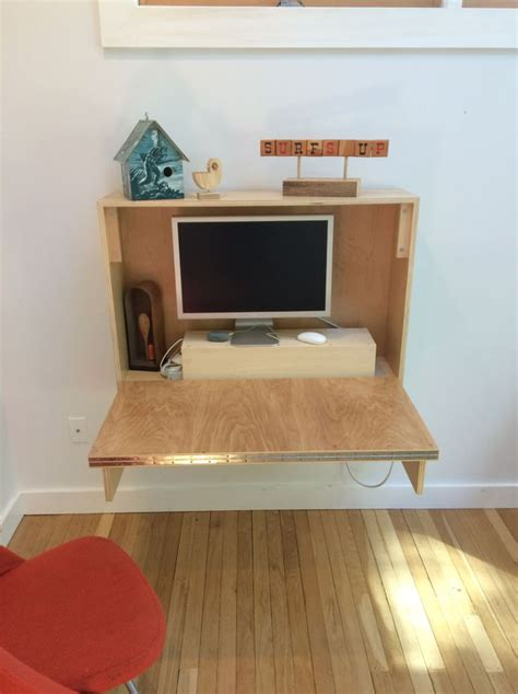 joinery storage living dining room custom compact desk