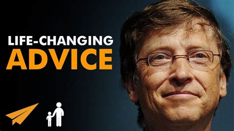 5 Pieces of Life-Changing ADVICE from Bill Gates   # ...