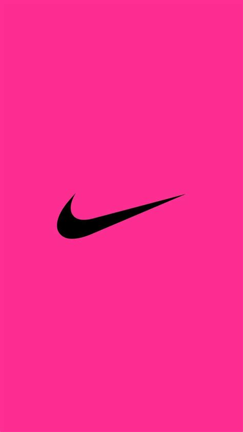 Nike Wallpaper Iphone Nike Logo Iphone Wallpaper Pink Wallpaper Pinterest