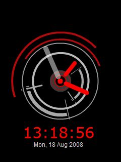 Animated Clock Wallpaper For Samsung Mobile - clock wallpaper for mobile samsung www pixshark
