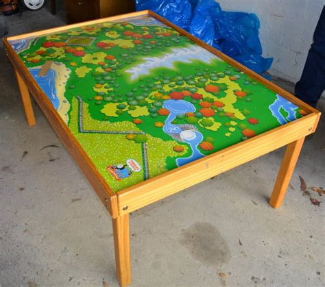 thomas the tank engine table train table thomas the tank engine childs play table in