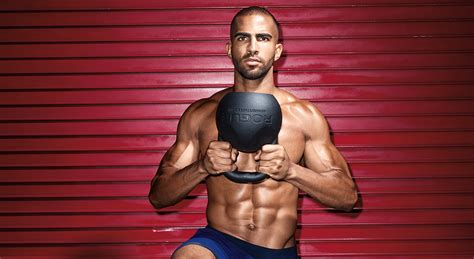 kettlebell fat workout burn health
