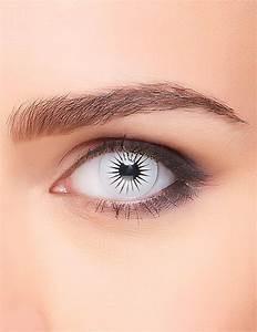 Kontaktlinsen Auf Rechnung Bestellen : kontaktlinsen stern weiss g nstige faschings make up bei karneval megastore ~ Themetempest.com Abrechnung
