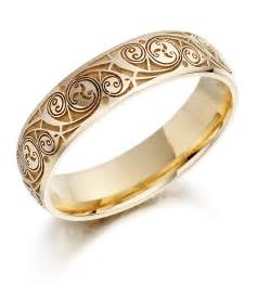 gold wedding ring 39 s gold wedding bands declare yourself committed with the beautiful gold wedding band