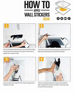how to install wall decals wall stickers application With best 20 applying vinyl decals to wall