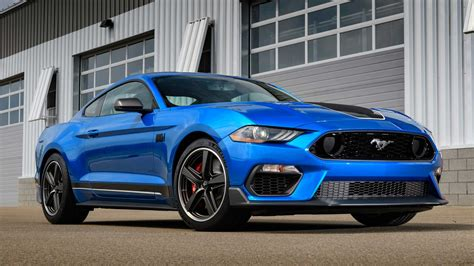 It also owns a spot on. La Ford Mustang ne disparaîtra pas malgré la percée des SUV