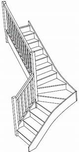 Winder Staircase Stairs Kite Build Acatalog Staircases sketch template