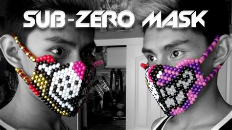 face   kandi mask tutorial youtube