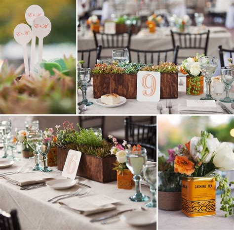 Greer Loves Succulents Wedding Ideas Centerpieces And Decor
